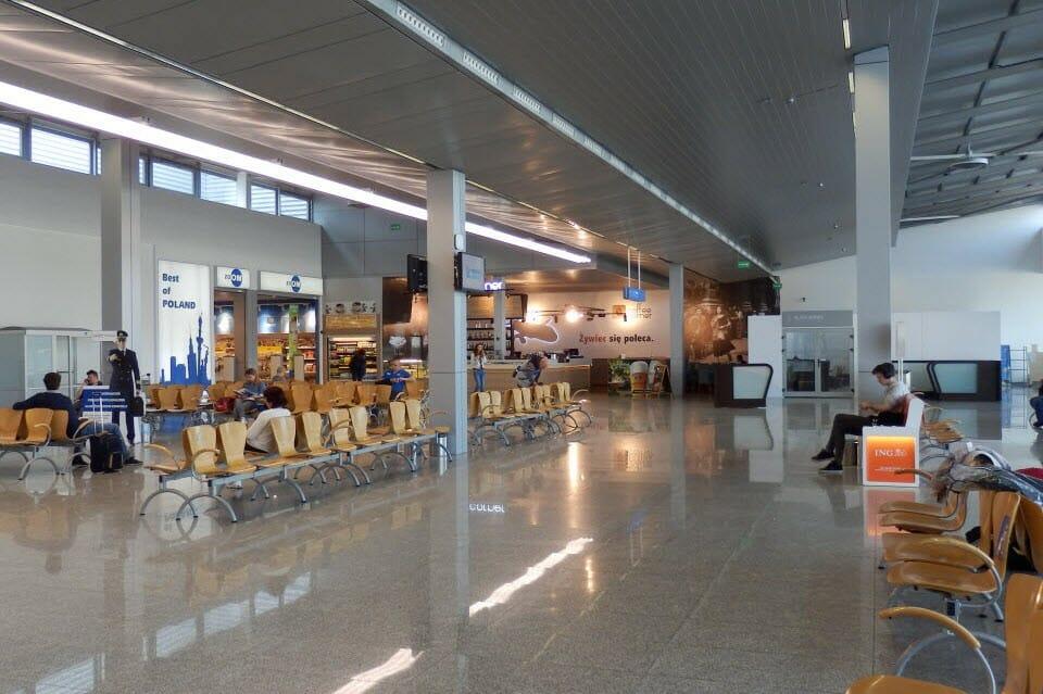 Letiště Poznaň (FB)
