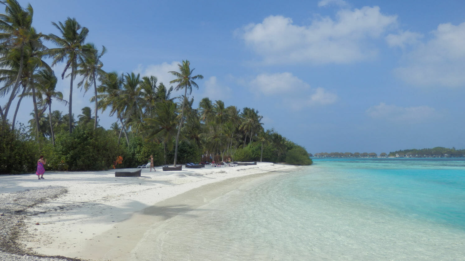 Maledivy, 8 dní s All Inclusive za 7.700 Kč