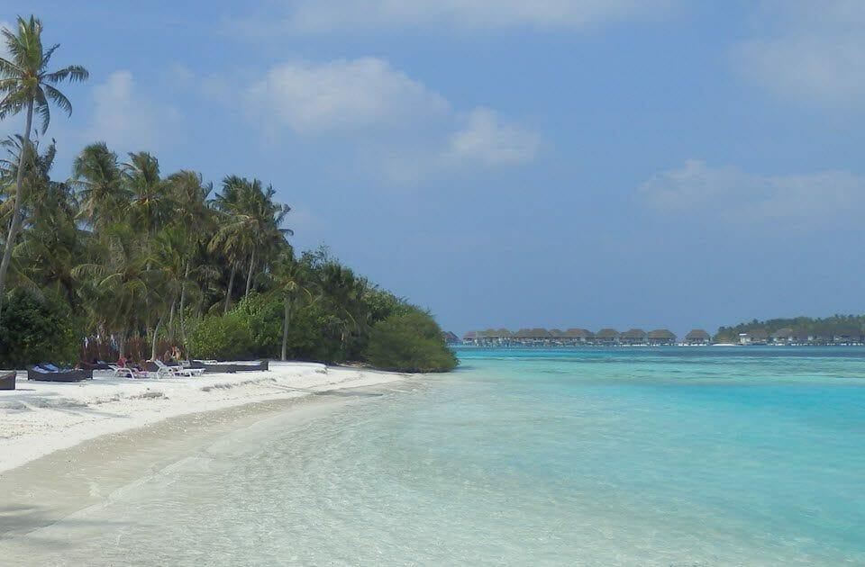 Maledivy bez cestovky - Kolika nás to stálo (FB)