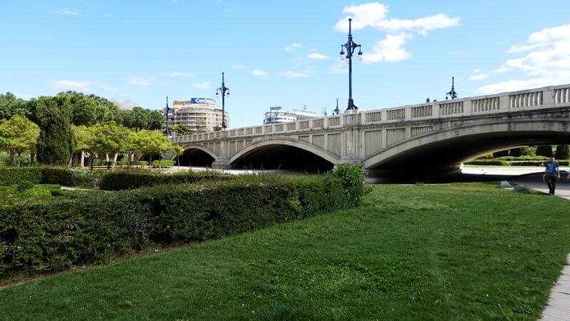 Valencia, Zelená řeka 1