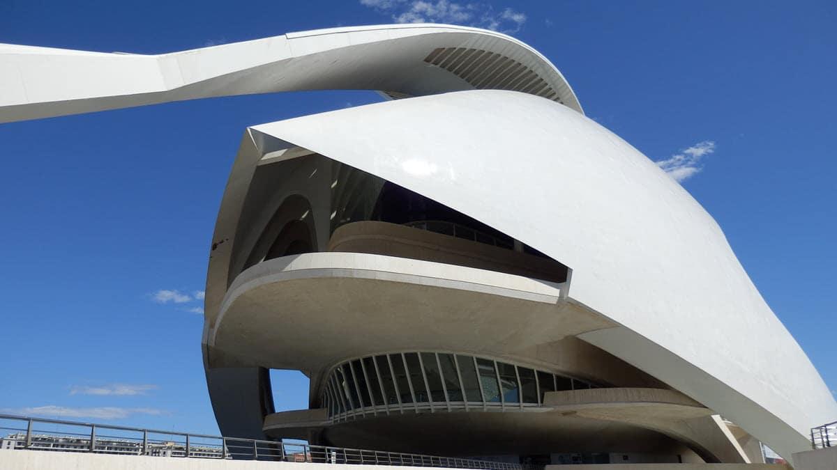 Valencia, moderní stavby 1