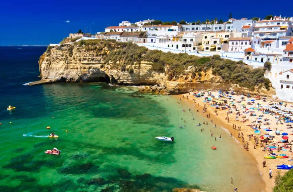 Výlet do Algarve