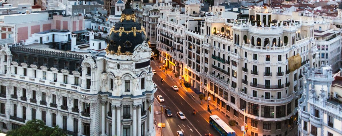 Madrid bez cestovky