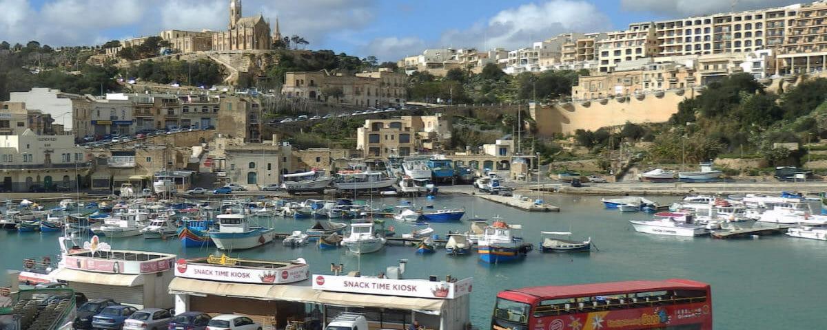 Malta bez cestovky